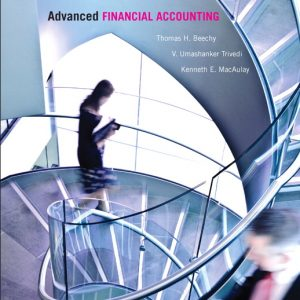 Solution Manual (Complete Download) for   Advanced Financial Accounting