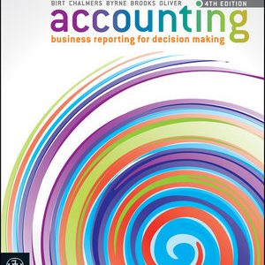 Solution Manual (Complete Download) for   Accounting: Business Reporting for Decision Making