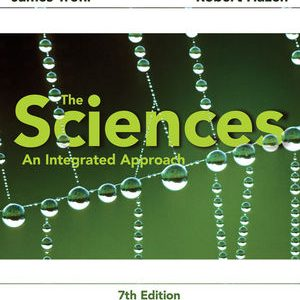 Solution Manual (Complete Download) for   The Sciences: An Integrated Approach