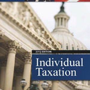 Solution Manual (Complete Download) for   Individual Taxation 2013
