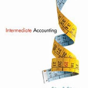 Solution Manual (Complete Download) for   Intermediate Accounting