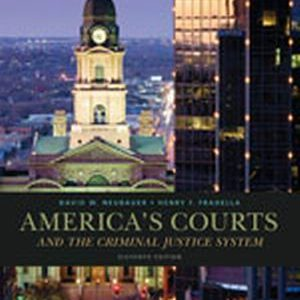 Solution Manual (Complete Download) for   America's Courts and the Criminal Justice System