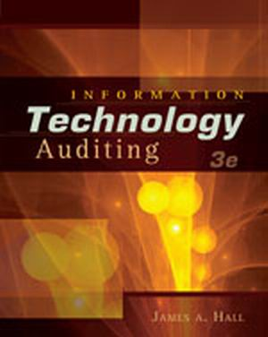 Solution Manual (Complete Download) for   Information Technology Auditing
