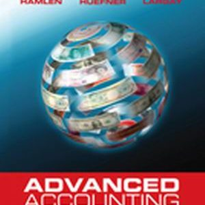 Solution Manual (Complete Download) forAdvanced Accounting