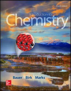 Solution Manual (Complete Download) for Introduction to Chemistry