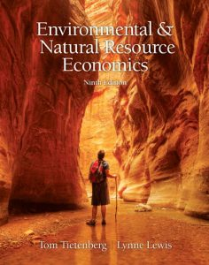 Solution Manual (Complete Download) for   Environmental & Natural Resources Economics