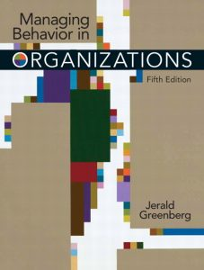 Solution Manual (Complete Download) for   Managing Behavior in Organizations
