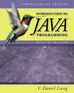Solution Manual (Complete Download) for   Introduction to Java Programming