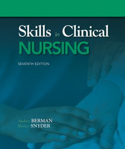 Solution Manual (Complete Download) for   Skills in Clinical Nursing