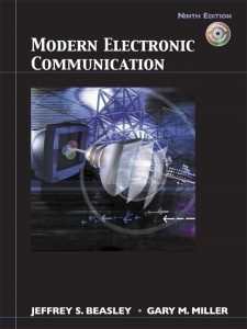 Solution Manual (Complete Download) for   Modern Electronic Communication