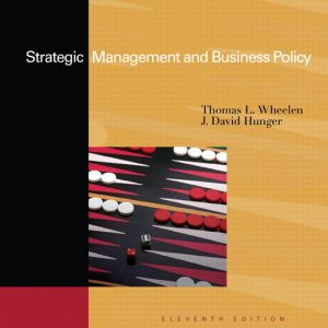 Solution Manual (Complete Download) for   Strategic Management and Business Policy