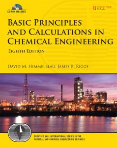 Solution Manual (Complete Download) for   Basic Principles and Calculations in Chemical Engineering