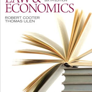 Solution Manual (Complete Download) forLaw and Economics