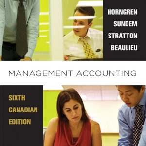Solution Manual (Complete Download) for   Management Accounting