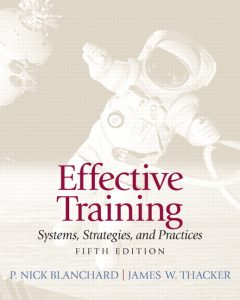 Solution Manual (Complete Download) for   Effective Training
