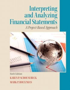 Solution Manual (Complete Download) for   Interpreting and Analyzing Financial Statements