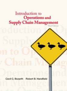 Solution Manual (Complete Download) for   Introduction to Operations and Supply Chain Management