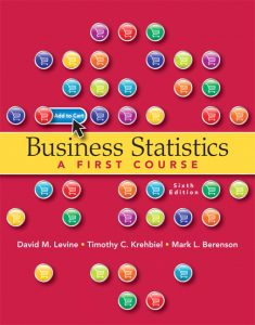 Solution Manual (Complete Download) for   Business Statistics: A First Course