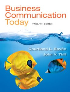 Solution Manual (Complete Download) for   Business Communication Today