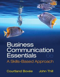 Solution Manual (Complete Download) for   Business Communication Essentials