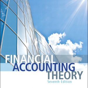 Solution Manual (Complete Download) for   Financial Accounting Theory