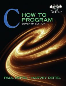 Solution Manual (Complete Download) for   C How to Program