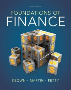 Solution Manual (Complete Download) for   Foundations of Finance
