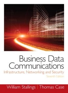 Solution Manual (Complete Download) for   Business Data Communications- Infrastructure
