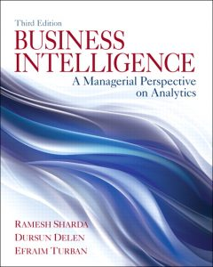 Solution Manual (Complete Download) for   Business Intelligence: A Managerial Perspective on Analytics