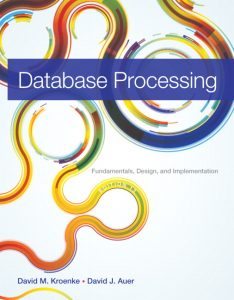 Solution Manual (Complete Download) for   Database Processing: Fundamentals