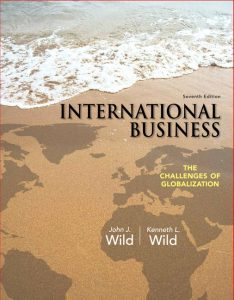 Solution Manual (Complete Download) for   International Business: The Challenges of Globalization
