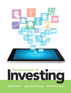 Solution Manual (Complete Download) for   Fundamentals of Investing