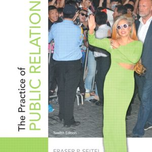 Solution Manual (Complete Download) for   Practice of Public Relations