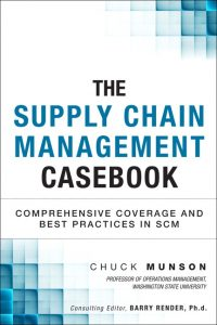 Solution Manual (Complete Download) for   Supply Chain Management Casebook