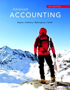 Solution Manual (Complete Download) for   Advanced Accounting