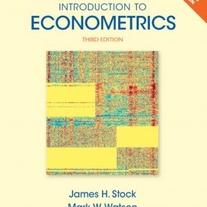 Solution Manual (Complete Download) for   Introduction to Econometrics