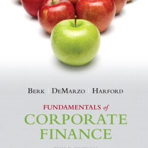 Solution Manual (Complete Download) for   Fundamentals of Corporate Finance