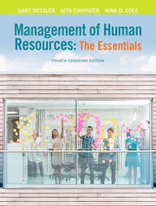 Solution Manual (Complete Download) for   Management of Human Resources: The Essentials