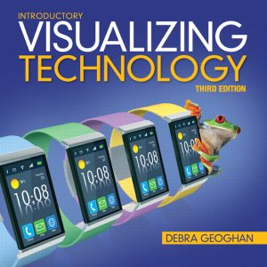Solution Manual (Complete Download) for   Visualizing Technology