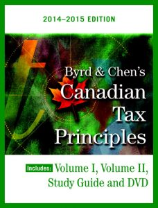 Solution Manual (Complete Download) for   Byrd & Chen's Canadian Tax Principles
