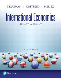 Solution Manual (Complete Download) for International Economics: Theory and Policy
