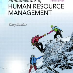 Solution Manual (Complete Download) forFundamentals of Human Resource Management