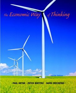 Solution Manual (Complete Download) for   The Economic Way of Thinking