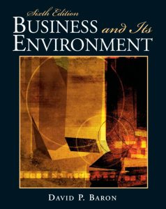 Solution Manual (Complete Download) for   Business and Its Environment