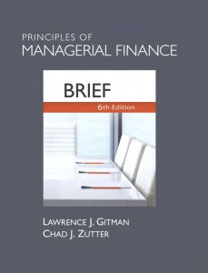 Solution Manual (Complete Download) for   Principles of Managerial Finance