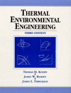 Solution Manual (Complete Download) for   Thermal Environmental Engineering