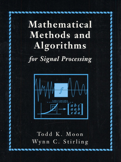 Solution Manual (Complete Download) for Mathematical Methods and Algorithms for Signal Processing