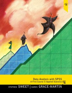 Solution Manual (Complete Download) for   Data Analysis with SPSS: A First Course in Applied Statistics