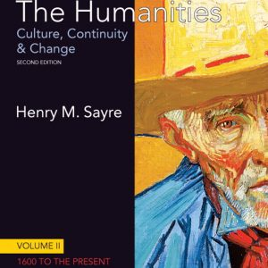 Solution Manual (Complete Download) for   Humanities