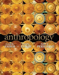 Solution Manual (Complete Download) for   Anthropology